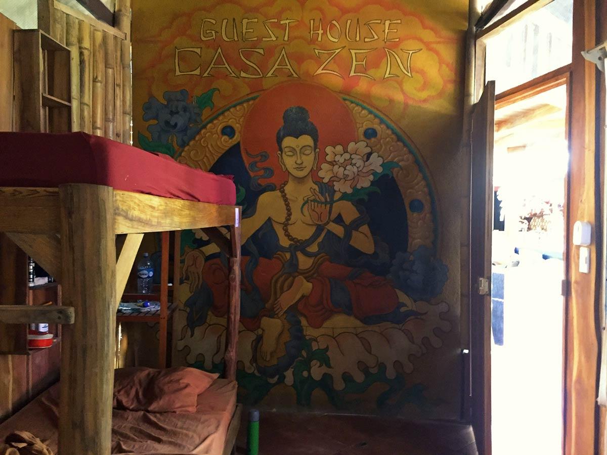 Santa Teresa, Casa Zen
