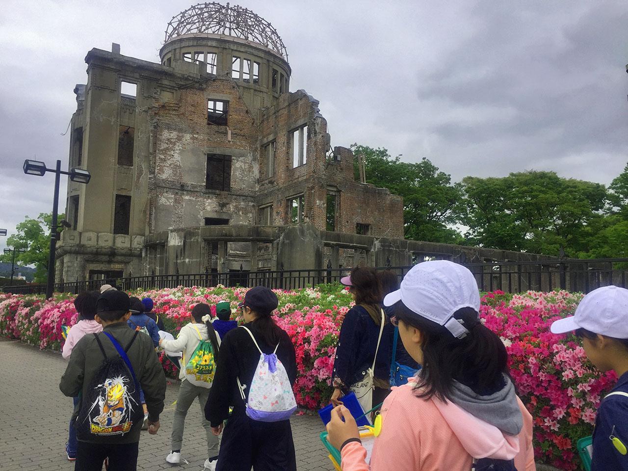 Anneler günü Hiroşima